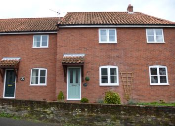 Thumbnail 2 bedroom terraced house for sale in Norwich Road, Reepham, Norwich
