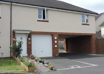 Thumbnail 2 bed flat for sale in Heol Cae Tynewydd, Loughor, Swansea