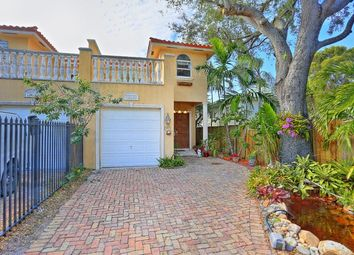 Thumbnail 3 bed town house for sale in 3030 Virginia St, Coconut Grove, Florida, United States Of America