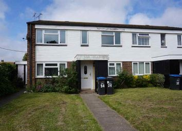 Thumbnail 2 bed flat for sale in Linley Road, Broadstairs
