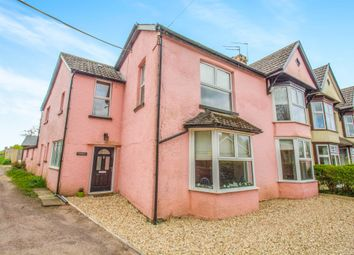 Thumbnail 4 bed semi-detached house for sale in Station Road, Creigiau, Cardiff