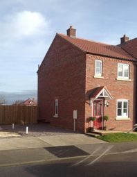 Thumbnail 2 bedroom semi-detached house to rent in Oxford Way, Wainfleet All Saints, Skegness