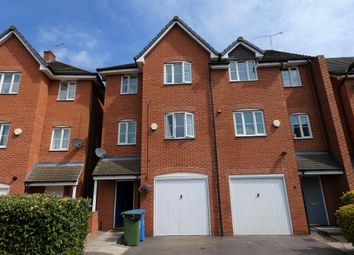 Thumbnail 4 bed end terrace house for sale in Waterfields, Retford