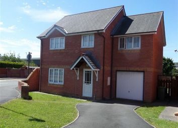 4 bed detached house for sale in Maes Mawr, Aberystwyth, Ceredigion SY23