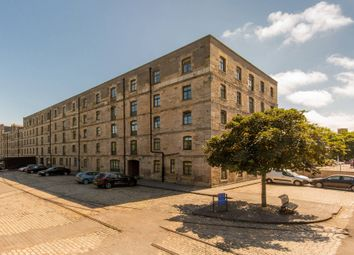 Thumbnail 1 bed flat for sale in Commercial Street, Edinburgh