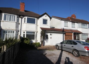 Thumbnail 3 bed semi-detached house for sale in Yoxall Road, Shirley, Solihull