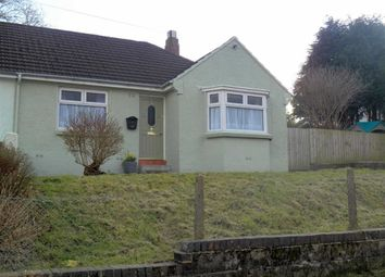 Thumbnail 2 bed semi-detached bungalow for sale in Milward Close, Haverfordwest
