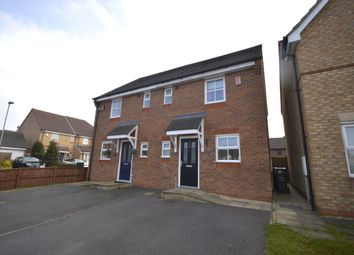 Thumbnail 2 bed semi-detached house for sale in Hailwood Close, Stoke-On-Trent