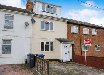 Thumbnail 3 bed end terrace house for sale in Windsor Road, Durrington, Salisbury