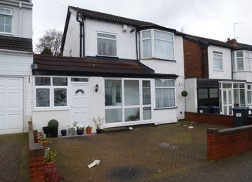 Thumbnail 5 bed detached house for sale in Bernard Road, Edgbaston, Birmingham