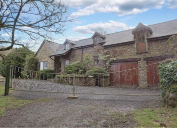 Thumbnail 4 bed detached house for sale in Llangadfan, Welshpool