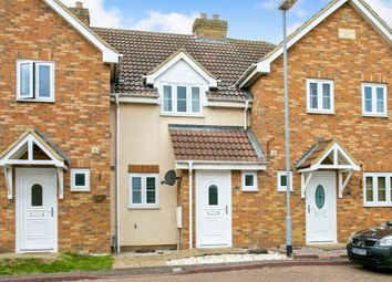 Thumbnail 2 bed terraced house for sale in Jolley Close, Manea, March