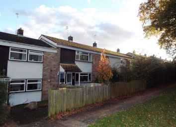 Thumbnail 2 bed terraced house for sale in Verity Way, Stevenage, Hertfordshire, England