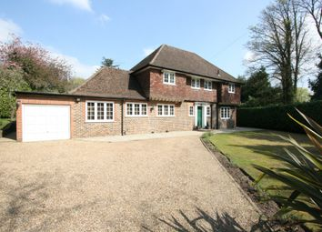 Thumbnail 4 bed detached house for sale in Pinner Hill, Pinner
