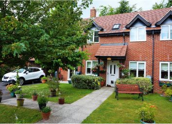 Thumbnail 3 bed flat for sale in Laura Close, Compton, Winchester