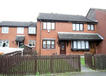 Thumbnail 2 bed terraced house to rent in Leamouth Road, Beckton, London