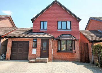 Thumbnail 3 bed detached house for sale in Camellia Gardens, Southampton