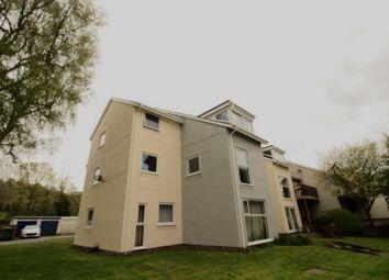 Thumbnail 2 bed flat for sale in Ffordd Siabod, Y Felinheli