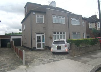 Thumbnail 4 bed property to rent in Glanville Drive, Hornchurch