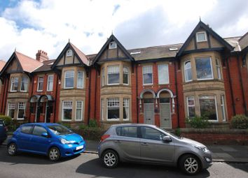 Thumbnail 5 bedroom terraced house for sale in The Poplars, Gosforth, Newcastle Upon Tyne