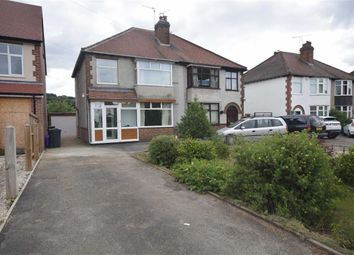 Thumbnail 3 bed semi-detached house to rent in Derby Road, Duffield, Belper