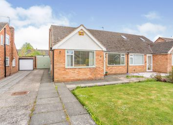 Thumbnail 2 bed semi-detached bungalow for sale in Oxford Drive, Wirral