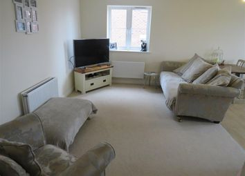 Thumbnail 2 bed flat to rent in Crosier Close, Old Sarum, Salisbury