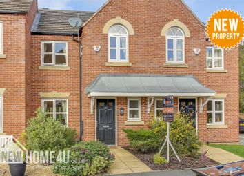 Thumbnail 3 bed terraced house for sale in Hafod Alyn, Mold