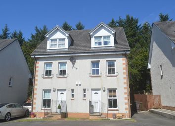 Thumbnail 3 bed semi-detached house for sale in Easterton Drive, Caldercruix, Airdrie