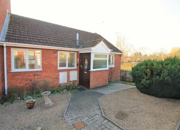 Thumbnail 2 bed semi-detached bungalow for sale in Highgrove Bank, Hereford