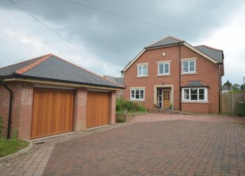 Thumbnail 4 bed detached house to rent in Wychwood Close, Marford, Wrexham