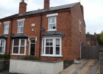 Thumbnail 2 bed terraced house to rent in Lansdowne Road, Worcester
