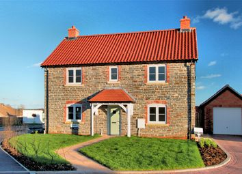 Thumbnail 4 bed detached house for sale in The Paddocks, Tytherington, South Glos