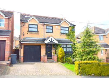 Thumbnail 5 bedroom detached house for sale in Mount Road, Chapeltown, Sheffield