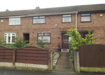 Thumbnail 3 bed terraced house for sale in Cheviot Avenue, St Helens, Merseyside, Uk