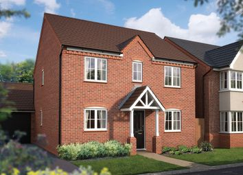 "Thumbnail 4 bed detached house for sale in ""The Buxton"" at Haughton Road, Shifnal"