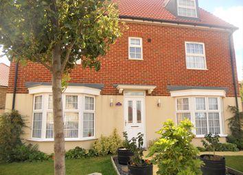 Dorman Avenue North, Aylesham, Canterbury CT3. 5 bed detached house