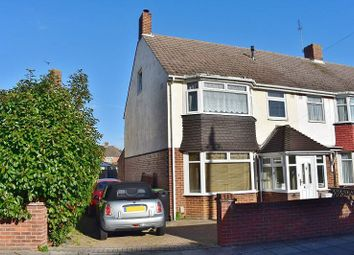 Thumbnail 4 bedroom property for sale in Kinross Crescent, Drayton, Portsmouth