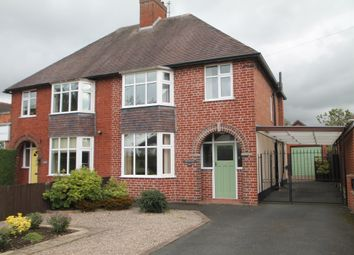 Thumbnail 3 bed semi-detached house for sale in Bayston Hill, Shrewsbury