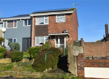 Thumbnail 3 bed end terrace house for sale in Cokeham Lane, Sompting, Lancing, West Sussex