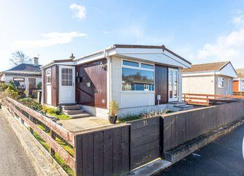 Thumbnail 2 bed mobile/park home for sale in Pentland Park, Loanhead, Edinburgh, Midlothian
