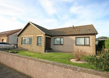 Thumbnail 5 bed detached bungalow for sale in 8 Park Grove, Buckie