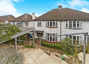 Thumbnail 3 bed semi-detached house for sale in Stafford Road, ., Caterham, Surrey