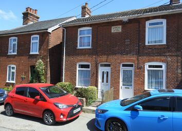 Thumbnail 3 bed end terrace house for sale in Prospect Place, Leiston, Suffolk