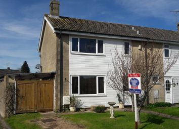 Thumbnail 3 bed end terrace house for sale in Syon Road, Minchinhampton, Stroud