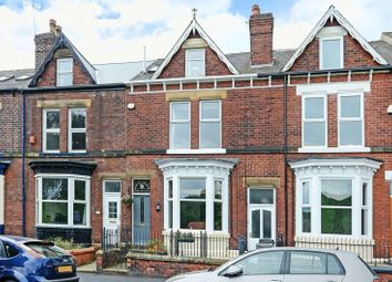 Thumbnail 4 bed terraced house for sale in Rustlings Road, Endcliffe Park, Sheffield
