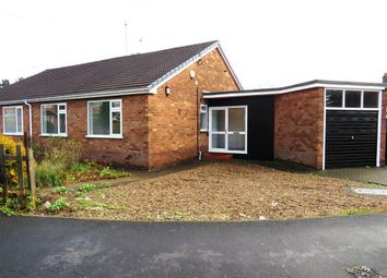 Thumbnail 2 bed bungalow to rent in Queensbury Way, Swanland, North Ferriby