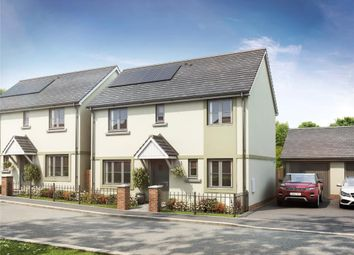 Thumbnail 3 bed semi-detached house for sale in Cornwood Chase, Ivybridge, Devon