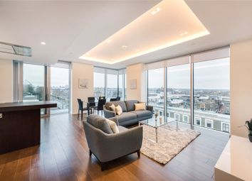 Thumbnail 3 bed flat to rent in Bolander Grove, Earls Court, London