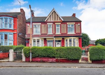 Thumbnail 3 bed semi-detached house for sale in Downham Road, Tranmere, Birkenhead
